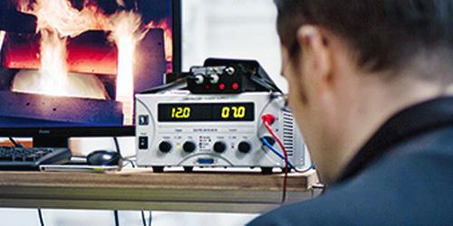 EMC Testi ve SASO Belgesi